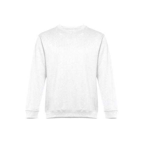 THC DELTA WH. Sweat-shirt unisexe col rond, Objet personnalisable, comité social économique