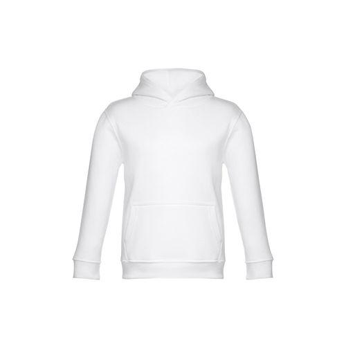 THC PHOENIX KIDS WH. Sweat-shirt enfant avec capuche, unisexe, Objet personnalisable, comité social économique