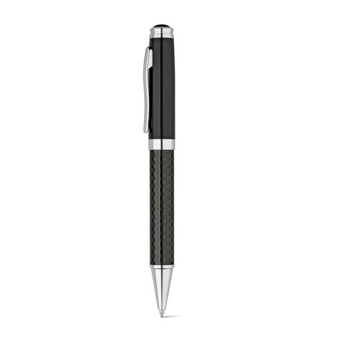 CHESS. Kit roller et stylo à bille en métal et fibre de carbone Objets publicitaires  personnalisation  FRANCE SUD PIERRE STRICKER SA goodies personnalisation marseille