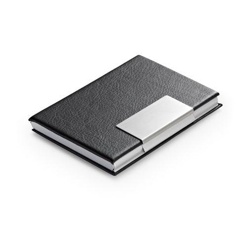 REEVES. Porte-cartes en aluminium, Objet personnalisable, comité social économique
