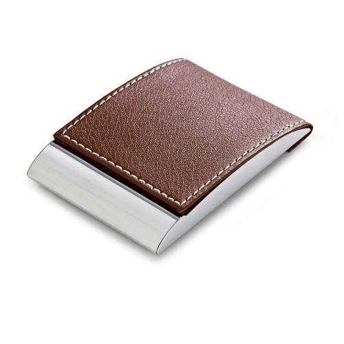 SMITH. Porte-cartes en métal - ISOCOM - OBJETS ET TEXTILES PERSONNALISES - NANTES
