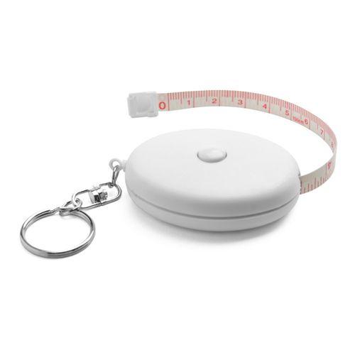 COPPI. Porte-clés avec ruban à mesurer, Objet personnalisable, comité social économique