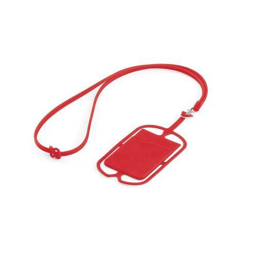 NICOLAUS. Porte-cartes avec support pour smartphone - ISOCOM - OBJETS ET TEXTILES PERSONNALISES - NANTES