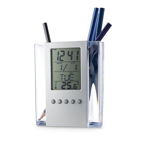 EDEM. Stylos à bille avec horloge numérique, Objet personnalisable, comité social économique