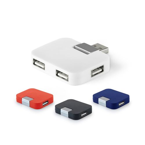 JANNES. Hub USB 2'0