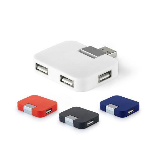 JANNES. Hub USB 2'0, Objet personnalisable, comité social économique