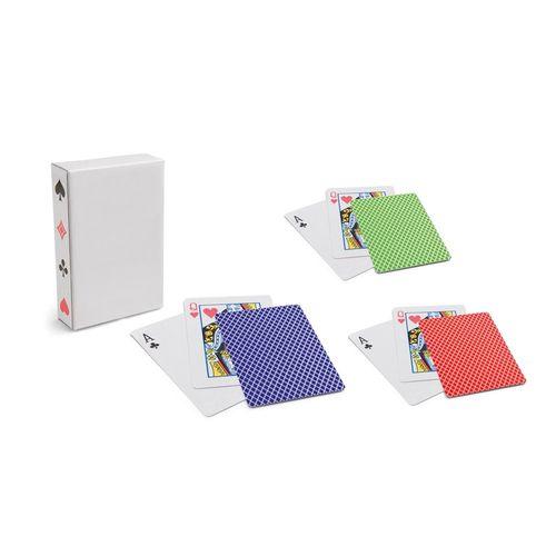 CARTES. 54 cartes à jouer, Objet personnalisable, comité social économique