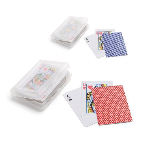 JOHAN. 54 cartes à jouer, Objet personnalisable, comité social économique