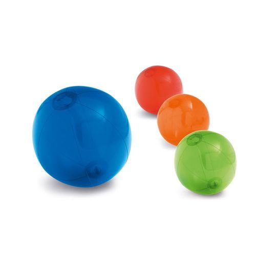 PECONIC. Ballon de plage gonflable, Objet personnalisable, comité social économique