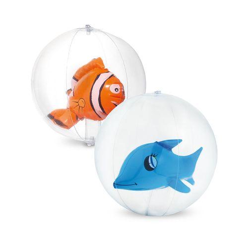 KARON. Ballon de plage gonflable, Objet personnalisable, comité social économique