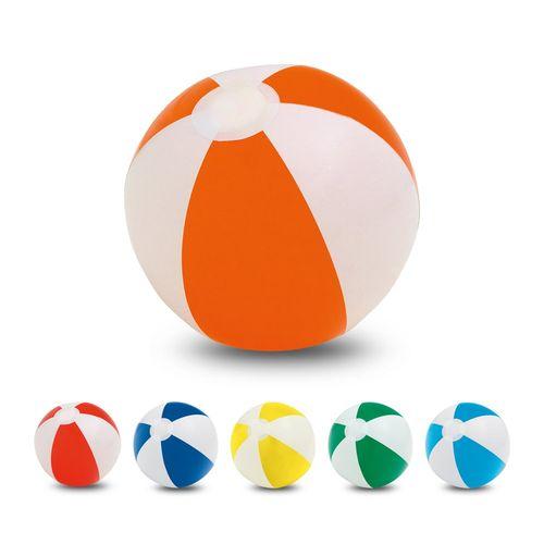 CRUISE. Ballon de plage gonflable, Objet personnalisable, comité social économique