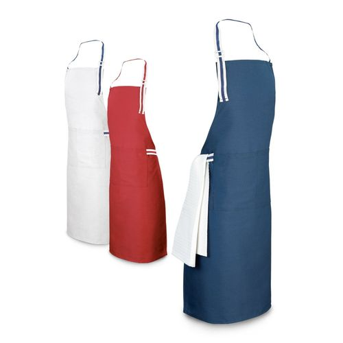 GINGER. Tablier en coton et polyester