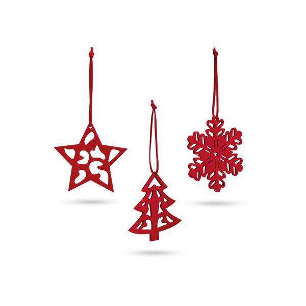 DARIO. Ornements de Noël, Objet personnalisable, comité social économique
