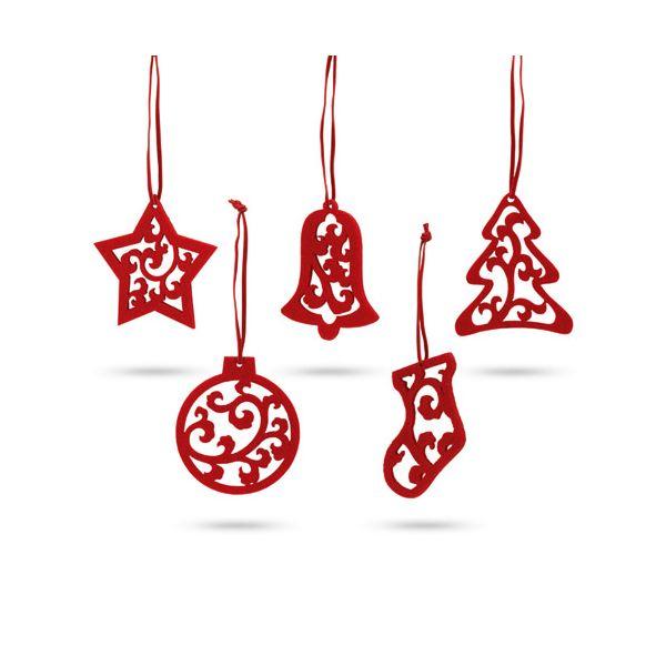 JUBANY. Ornements de Noël, Objet personnalisable, comité social économique