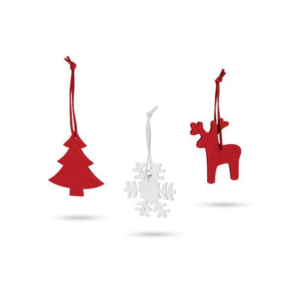ZERMATT. Ornements de Noël, Objet personnalisable, comité social économique
