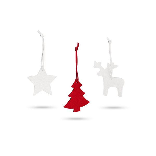 ZURS. Ornements de Noël, Objet personnalisable, comité social économique