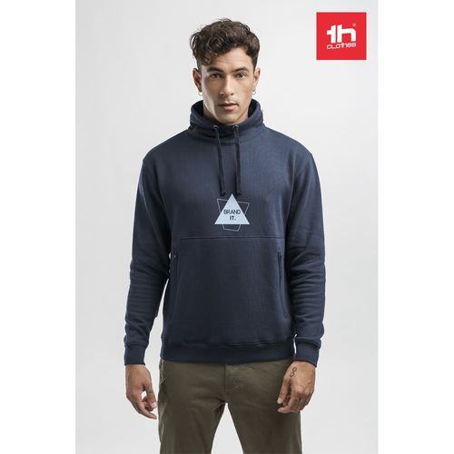 THC VILNIUS. Sweat-shirt unisexe, avec capuche, Objet personnalisable, comité social économique