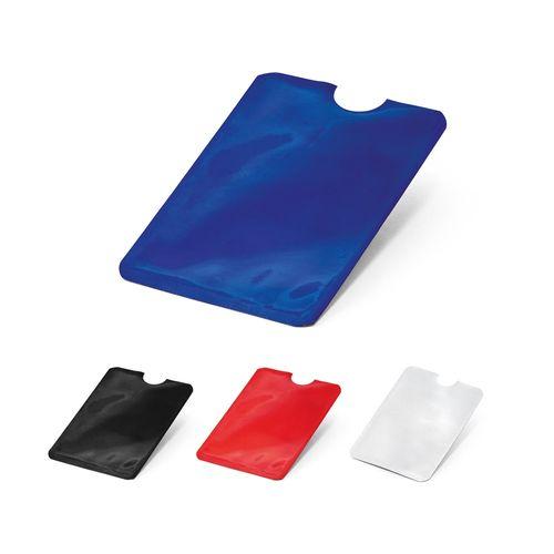MEITNER. Porte-cartes avec sécurité RFID - ISOCOM - OBJETS ET TEXTILES PERSONNALISES - NANTES