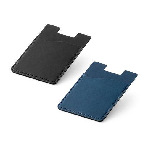 BLOCK. Porte-cartes pour smartphone avec sécurité RFID, Objet personnalisable, comité social économique