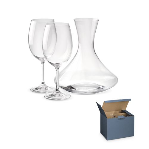 BORDEAUX. Set à vin