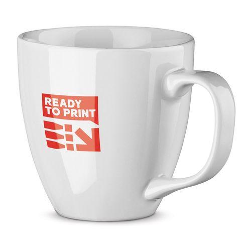 PANTHONY OWN. Mug en porcelaine 450 ml, Objet personnalisable, comité social économique