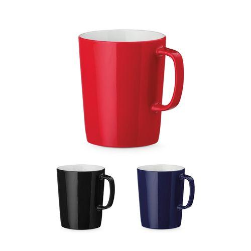 NELS. Mug en céramique 320 ml, Objet personnalisable, comité social économique