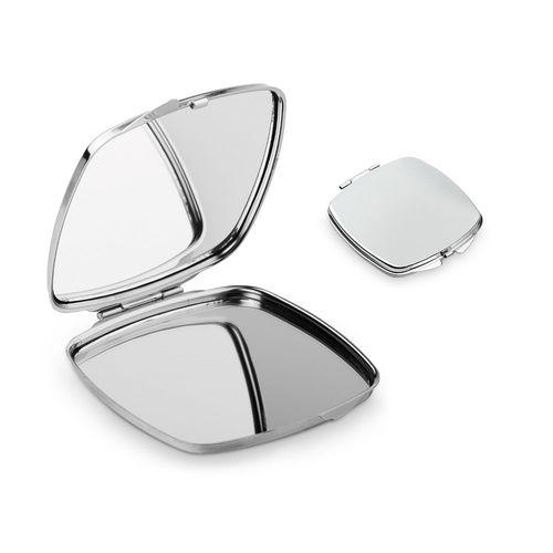 SHIMMER. Double miroir de poche, Objet personnalisable, comité social économique