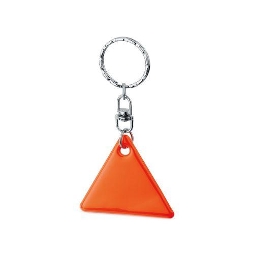 HOWIE. Porte-clés fluorescent, Objet personnalisable, comité social économique