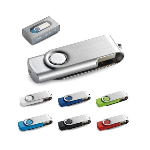 CLAUDIUS 4GB. Clé USB 4 Go, Objet personnalisable, comité social économique