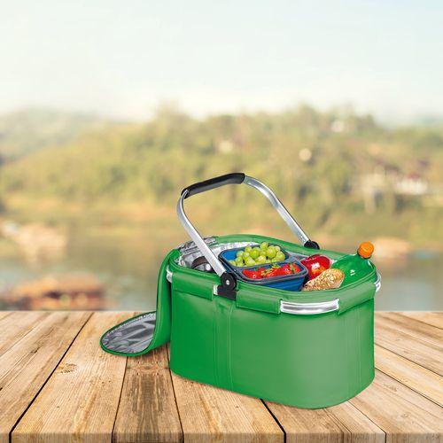 BASKIT. Cesta de picnic  Regalos Promocionales personalizados para Empresas