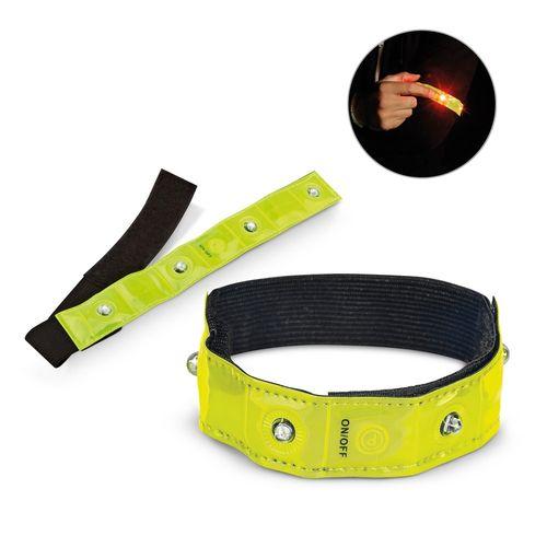 VISIBLE. Bracelet reflecteur, Objet personnalisable, comité social économique