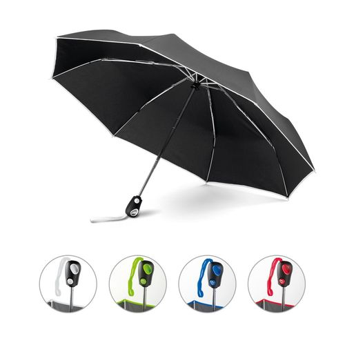 DRIZZLE. Parapluie à ouverture et fermeture automatiques, Objet personnalisable, comité social économique