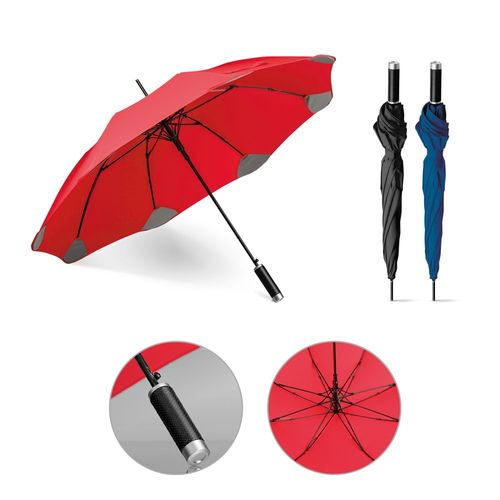 PULLA. Parapluie à ouverture automatique, Objet personnalisable, comité social économique