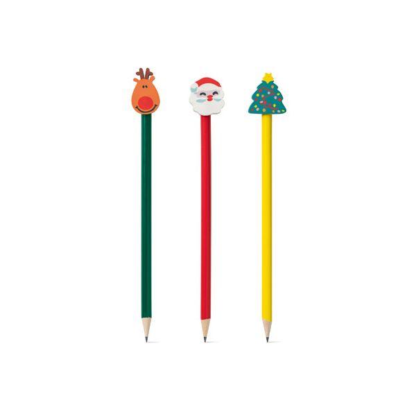 HUMBOLDT. Crayons de Noël, Objet personnalisable, comité social économique