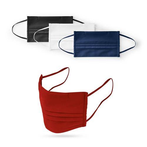 GRANCE. Masque textile réutilisable, Objet personnalisable, comité social économique