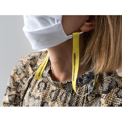 Sublimation Mask Holder  personnalisé montpellier Paris Ile de France