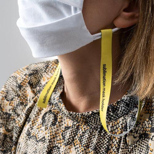 Sublimation Mask Holder Set. Modèles standard