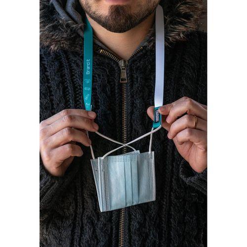 Sublimation RPet Mask Holder Set. Modèles standard  personnalisé montpellier Paris Ile de France
