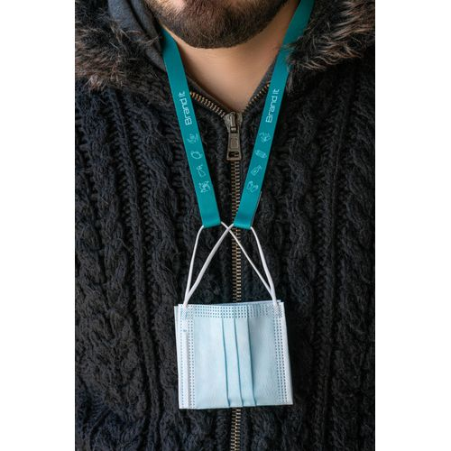 Sublimation RPet Mask Holder