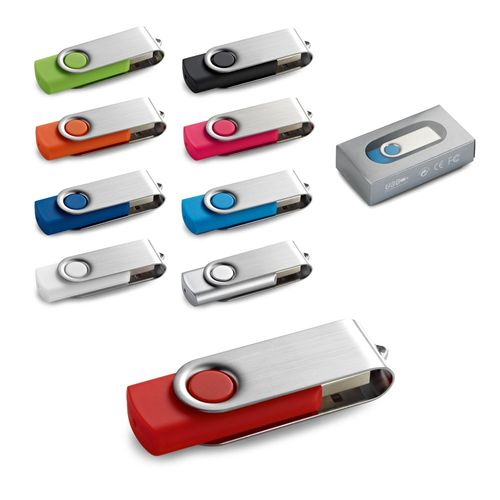CLAUDIUS 8GB. Clé USB 8 Go, Objet personnalisable, comité social économique