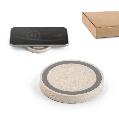 CUVIER. Chargeur wireless, Objet personnalisable, comité social économique
