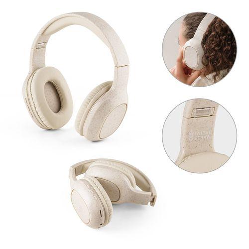 FEYNMAN. Écouteurs sans fil pliables, Objet personnalisable, comité social économique