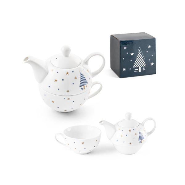 CHAMOMILE. Set à thé