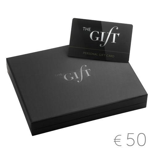 Carte The Gift Saphir