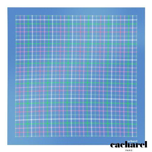 Foulard Harlow Light Blue