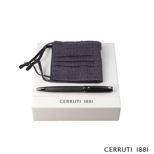 Parure CERRUTI 1881 (stylo bille & masque)
