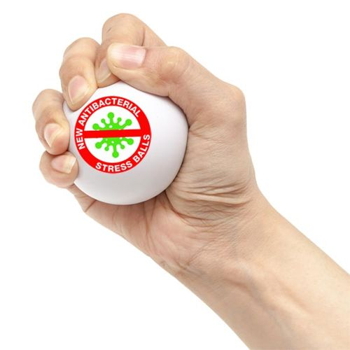 Balles Anti-stress Antibactériennes