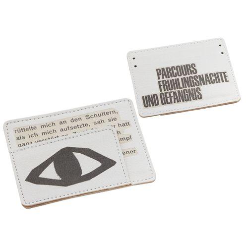 Porte carte de crédit Apple skin