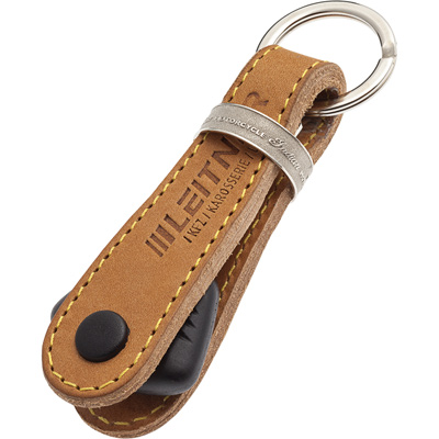 Porte-clés en similicuir