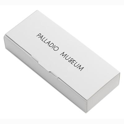 Petite boîte blanche en carton